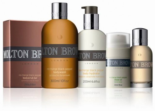 Molton Brown - Canary Wharf