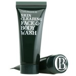 clarks botanicals skinclearing face body wash