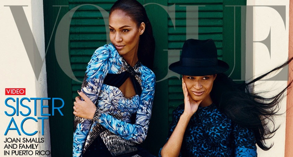 Joan Smalls Vogue August 2012 Feature
