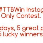 TTBWin Instagram only contest1