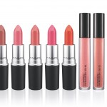 MAC Cremesheen and Pearl Lipstick and LipGlass Lineup