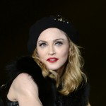 Modonna's Opening look for MDNA Tour (Photo Credit: Kevin Mazur Getty Images)