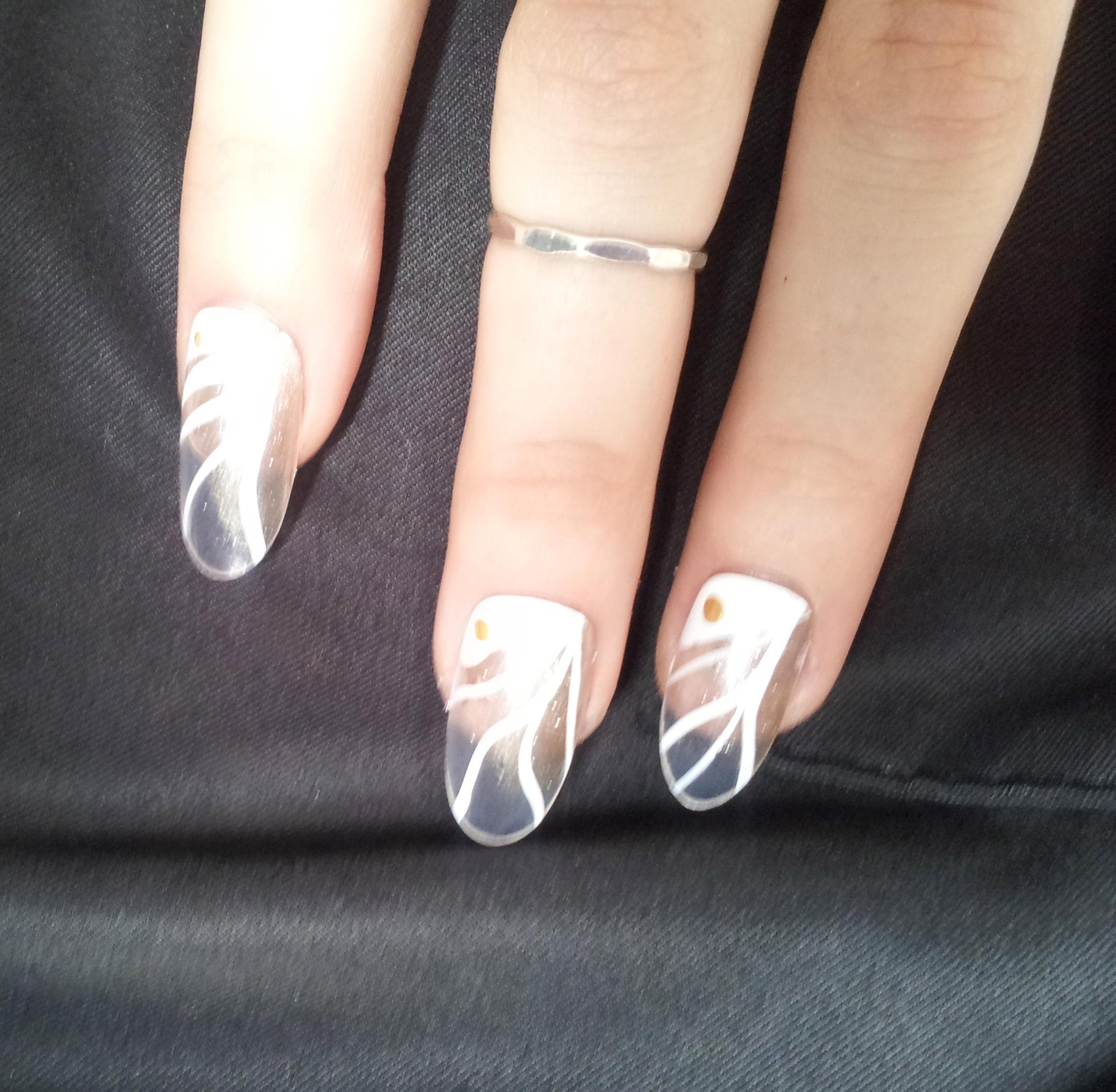 Enchanting Katie Nails Ensign - Nail Art Design Ideas ...