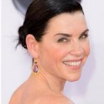 Julianna Margulies 2012 Emmys Face:Hair