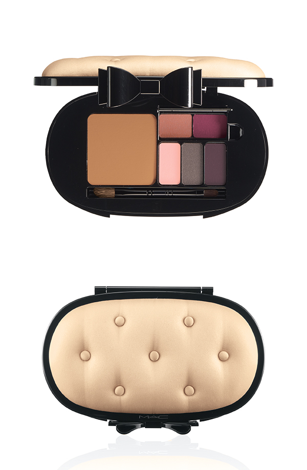 MAC All For Glamour Face Kit Gorgeou Bronze