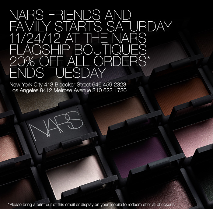 23 verified NARS Cosmetics coupons and promo codes as of Dec 2. Popular now: $20 and UP Online Exclusives. Trust cbbhreview.ml for Makeup savings%(5).