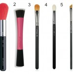 Top 5 makeup brushes to own