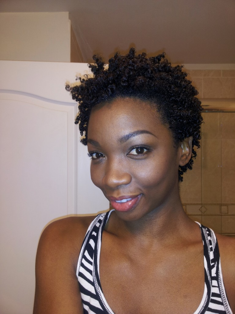 Christene Carr Twist Out with Aloe Gel, Glycerine, Honey and Oils