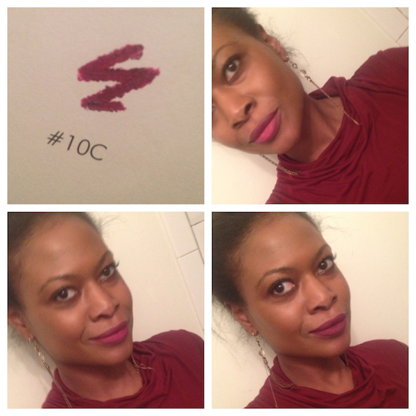 MAKE UP FOR EVER Aqua Lip #10