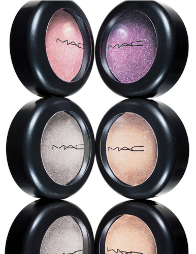 ThisThatBeauty Reviews: MAC Pressed Pigment Collection
