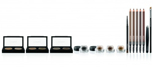 ThisThatBeauty Reviews: MAC Stylish Brow Collection