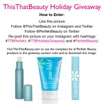 ThisThatBeauty Holiday Giveaway Perfekt Beauty