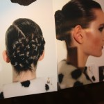 Jen Kao FAll 2013 Hair Images