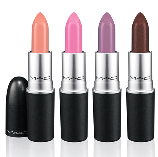 MAC BAking Beauties Collection Lipsticks