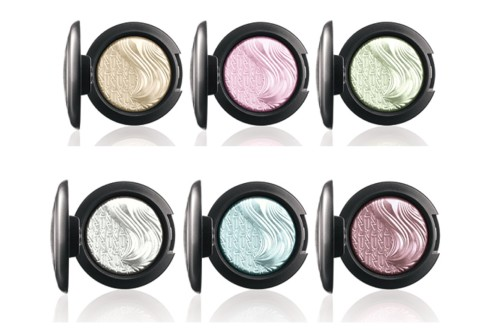 MAC In Extra Dimension Eye Shadows