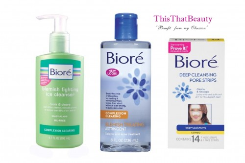 ThisThatBeauty - Biore Skincare Tips for Ace Prone Skin