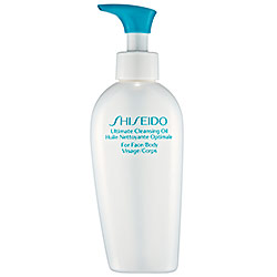 shiseido cleansing oil