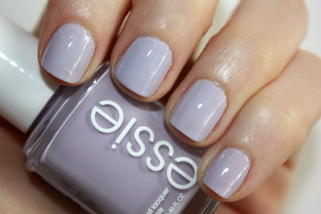 Mani of the week: Essie Lilacism - ThisThatBeauty