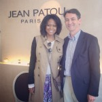 with Jean Patou Parfumer