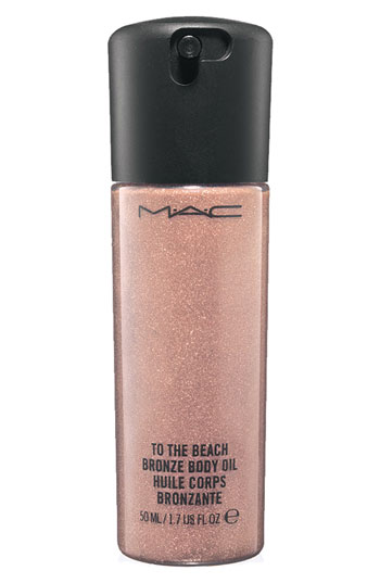 MAC Bronze Body Oil