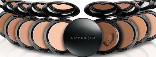 COVER FX CREAM FOUNDATION RANGE