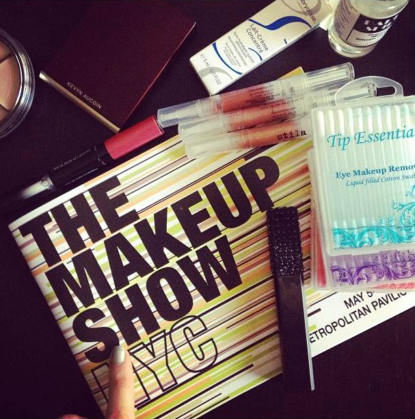 The Makeup Show program
