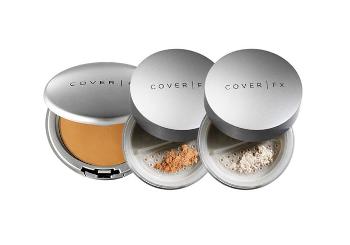 COVERFX Setting Powders