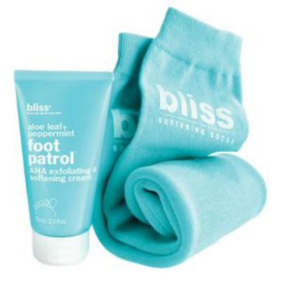 Bliss softening socks set