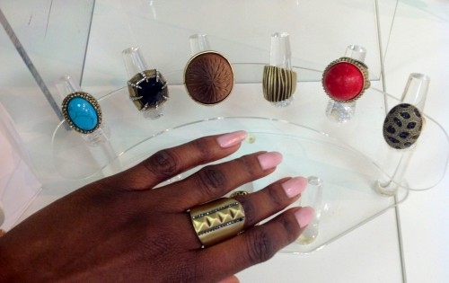 GLITERRINGS tribal Collection