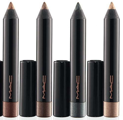 MAC temperature rising eye pencils