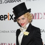 Madonna MDNA Tour Documentary Premiere 2
