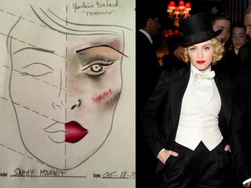 Madonna MDNA Tour Documentary Premiere