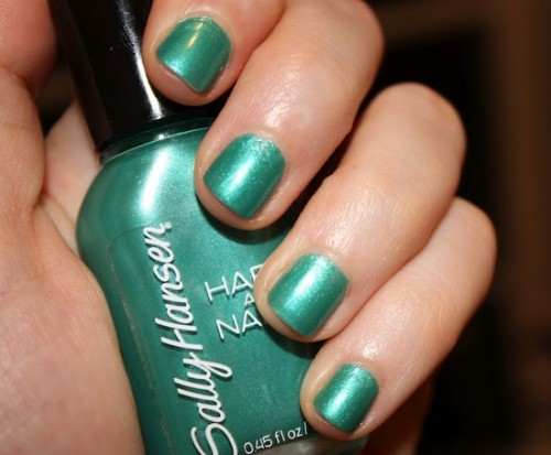 Mani of the week - Sally Hansen