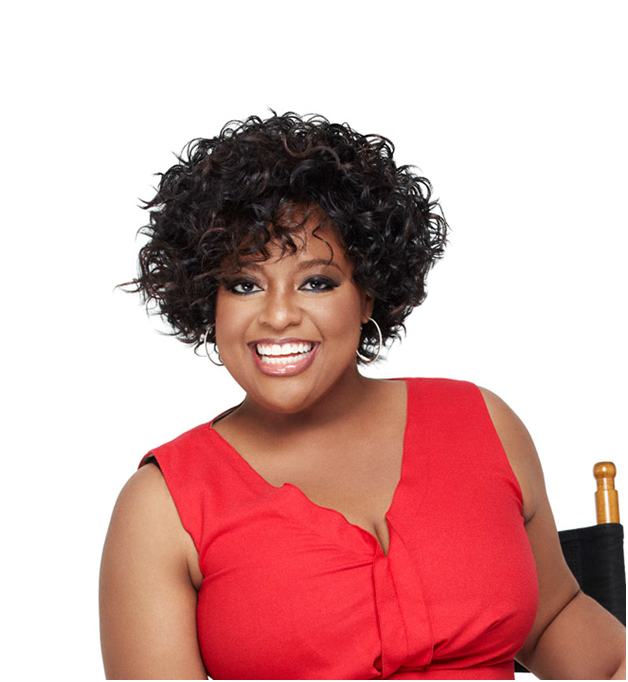 Sherri Shepherd Launches Wig Collection on QVC