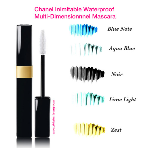 Chanel - Inimitable Mascara