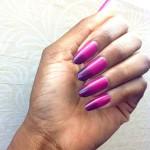 D&G Ombre Manicure 1