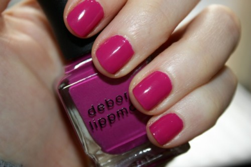 Deborah Lippman Between the Sheets
