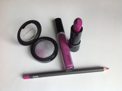 MAC Tropical Taboo Favorites