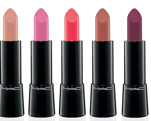 MAC Tropical Taboo Lipsticks