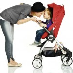 Stokke Scoot Lifestyle Red