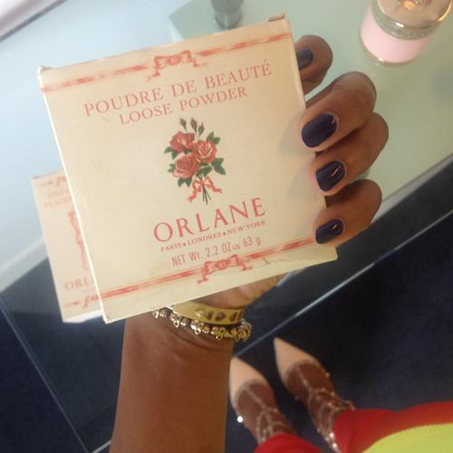 Vintage Orlane