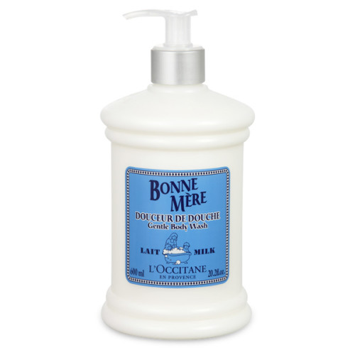 L'Occitane Bonne Mere Gentle Body Wash Milk