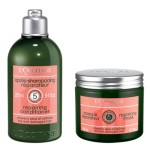 Loccitane repairing hair care