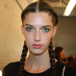 Kenneth Cole spring 2014 NYFW backstage
