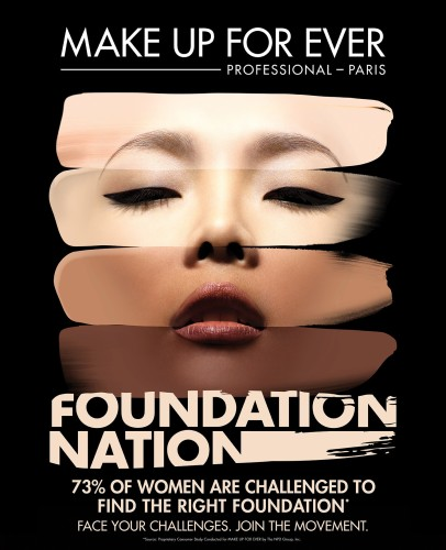 Make Up For Ever Foundation Nation