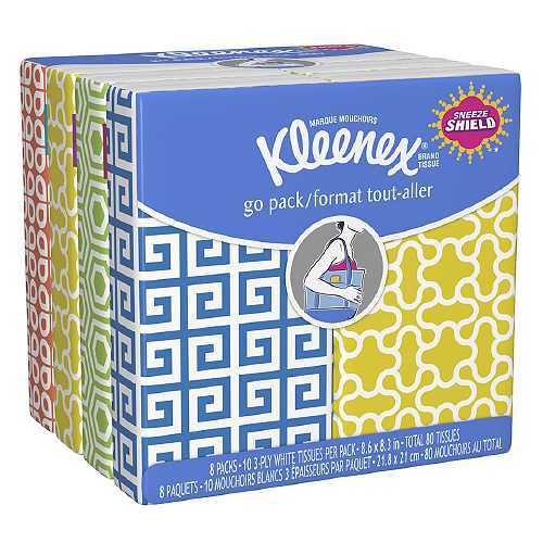 Winter Essentials - Facial Tissues