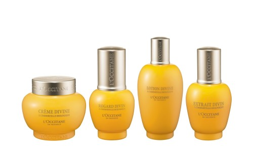 L'occitane divine collection