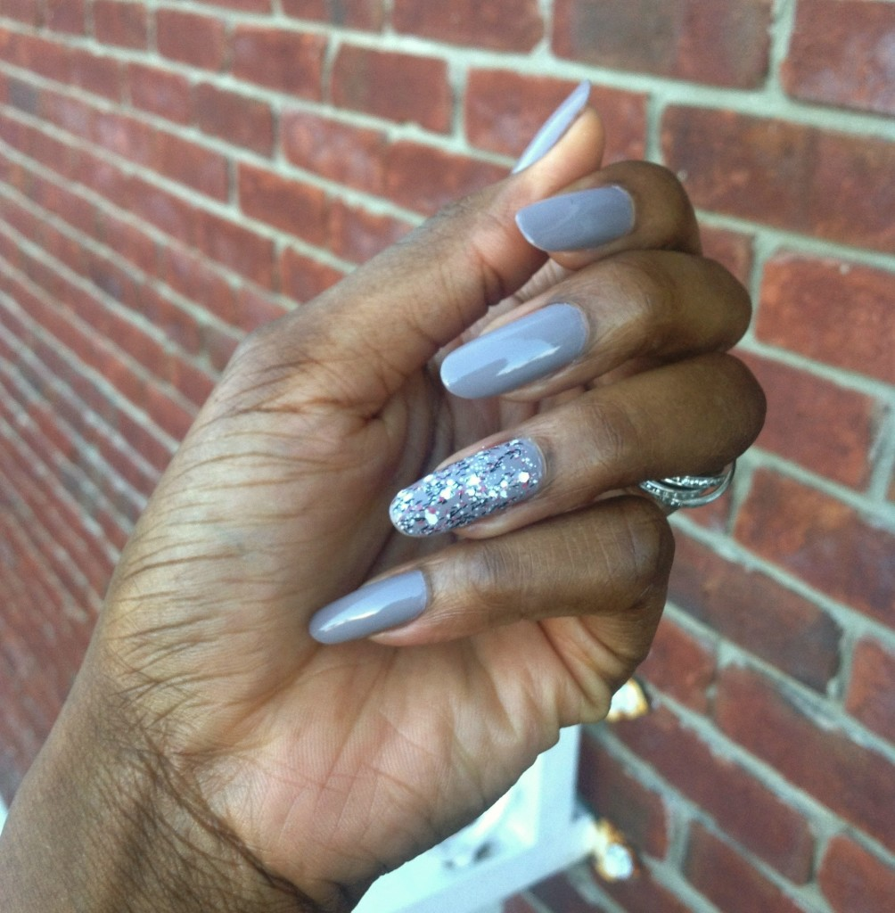 Mani of the Week - Julep and hard Candy 2