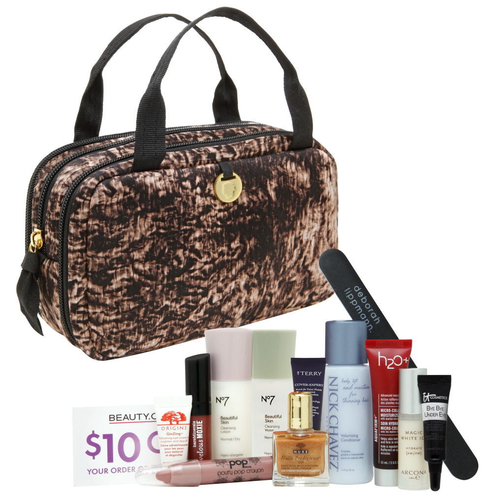 beauty-com gift with purcahse
