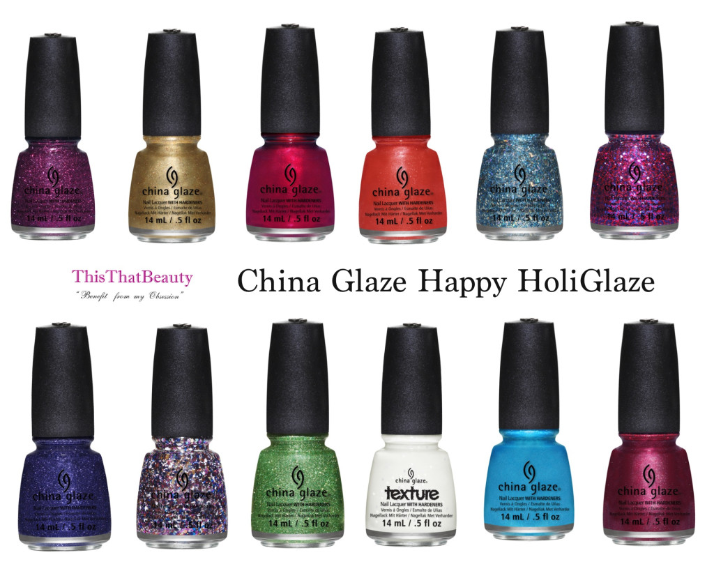 China Glaze Happy HoliGlaze